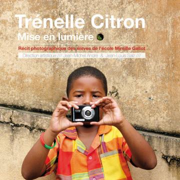 Couverture du livre Trénelle Citron /// Mise en lumière