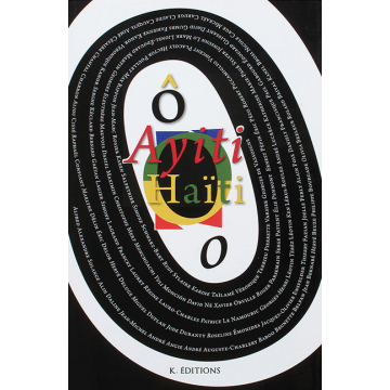 Couverture du livre Ô Ayîti Haïti O