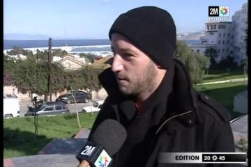 JT - Expo - Maroc epuré - JM ANDRE