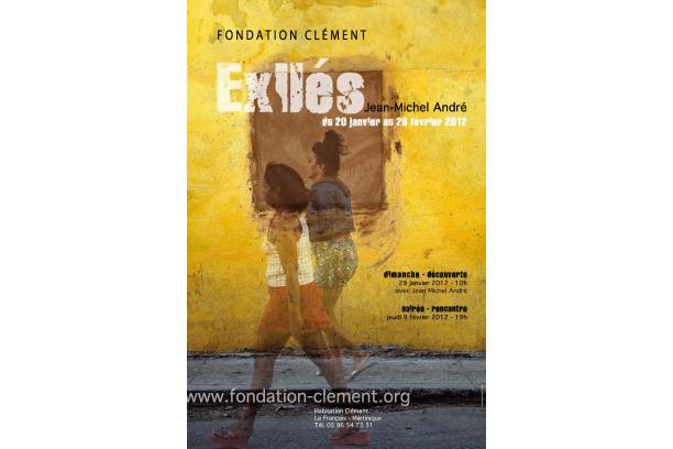 Affiche /// Exilés
