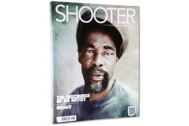 Couverture Shooter
